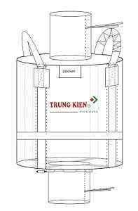 belly band bulk bags - Trung Kien JSC